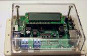 OpenSprinkler: Open-source Web-enabled Sprinkler Valve Controller