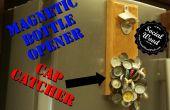 Hoe maak je een flesopener met een magnetische Cap-Catcher