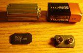Nine Volt batterij Clips en kleine behuizingen gratis