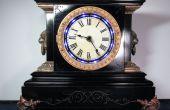 Antieke klok Upgrade