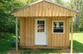 How to Build een 12 x 20 cabine op een begroting