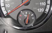 Het wijzigen van de olie in een 2009 Dodge pick-up... 5.7 L motor