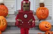 IJzeren Man Lego kostuum