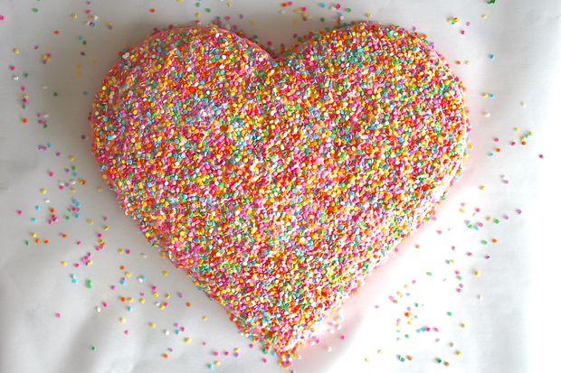 Verbazingwekkend Hoe maak je een hart taart - cadagile.com WQ-71