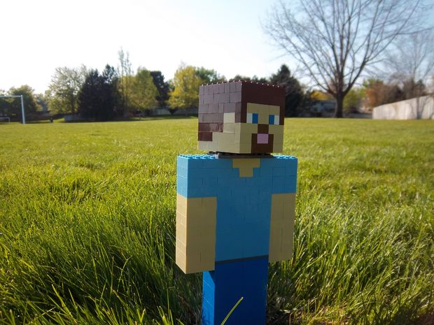 Lego Minecraft Steve Skin Cadagilecom
