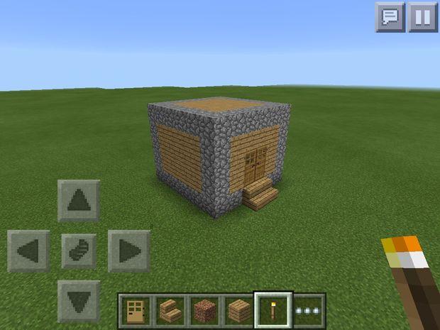 hoe maak je een huis in minecraft - cadagile