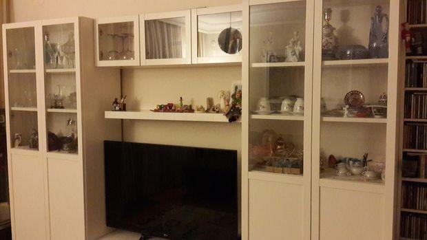 IKEA kast / boekenplank Cove verlichting / Stap 4: Definitieve ...
