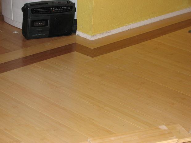Het installeren van een bamboe vloer cadagile