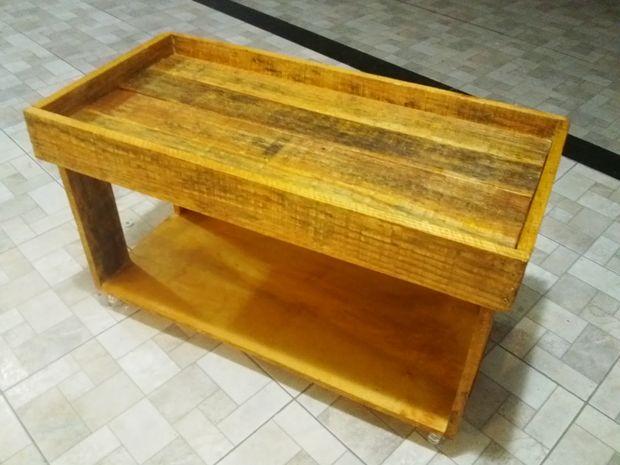Geregenereerde Pallet en multiplex badkamer tabel - cadagile.com