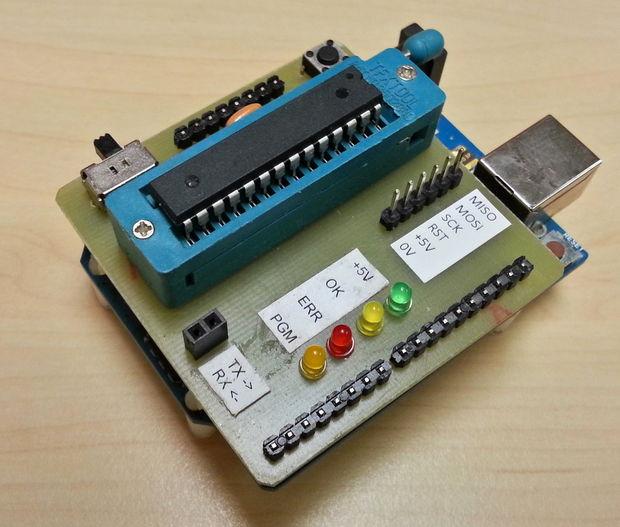 Arduino programmeur
