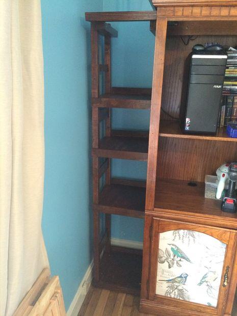 Bouwen van een boekenkast op bestaande meubels - cadagile.com