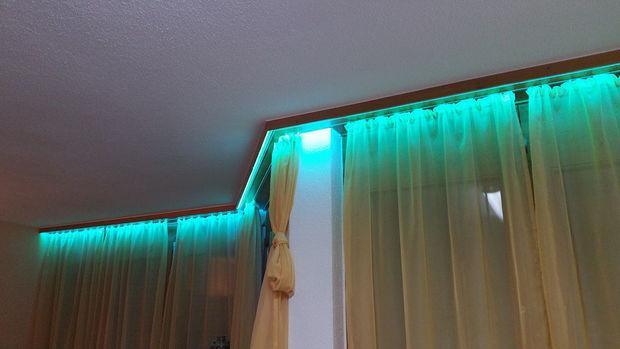 Arduino controlled RGB LED-strip in de woonkamer - cadagile.com