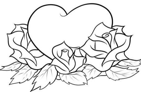 Spiksplinternieuw Hoe teken je een hart met rozen / Stap 5: gedaan! ^_^ - cadagile.com BU-52