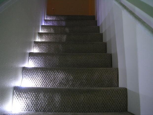 LED trap verlichting met IR-sensor voor reis - cadagile.com