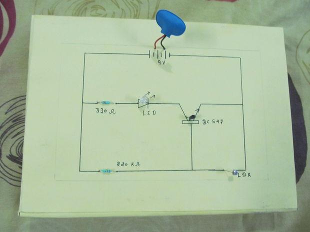 Licht Donker Sensor : Donker sensor lichtsensor automatische straat licht cadagile