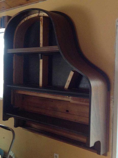 Het bouwen van een Piano boekenkast kostenloos! - cadagile.com