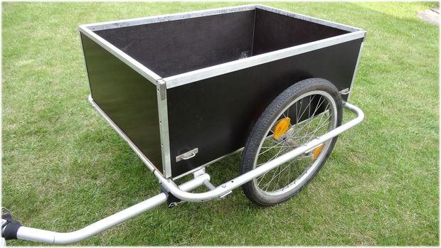 opvouwbare fiets aanhangwagen. Black Bedroom Furniture Sets. Home Design Ideas