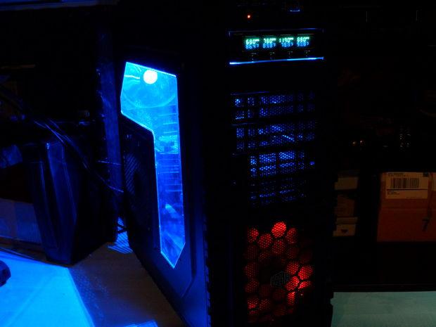 LED Computer Case verlichting - cadagile.com