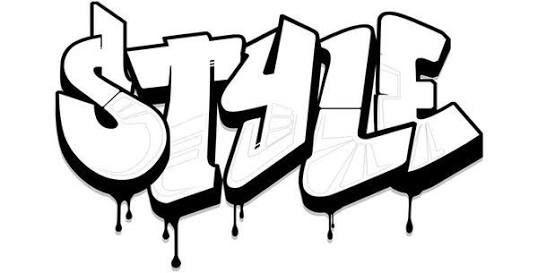 Populair Bij het tekenen van graffiti - cadagile.com @XU33