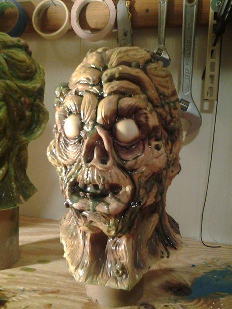 Halloween Masker Maken.Aangepaste Latex Halloween Maskers Te Maken Op Een Begroting