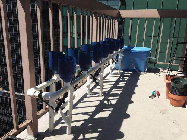 Tuinieren Op Balkon : Stedelijk tuinieren hydroponics balkon cadagile