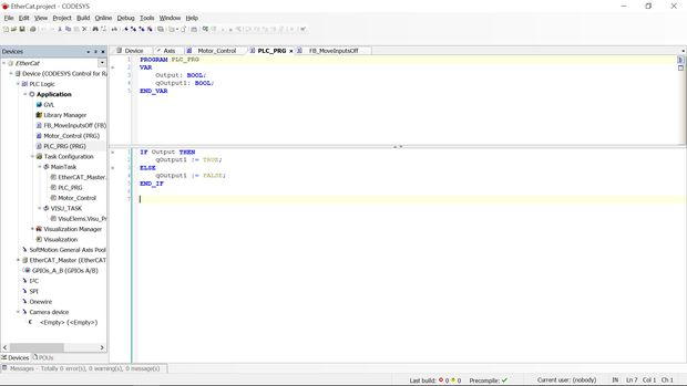 Raspberry Pi met CODESYS programmering - cadagile com