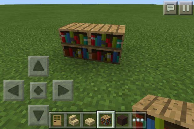 zet twee boekenkasten voor het bed dan de twee aan de achterkant van het bed