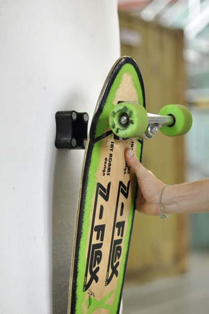Voorkeur Magnetische Skateboard Wall Hanger - cadagile.com @OV53