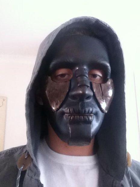 Halloween Masker Maken.Aangepaste Halloween Maskers Maken Cadagile Com