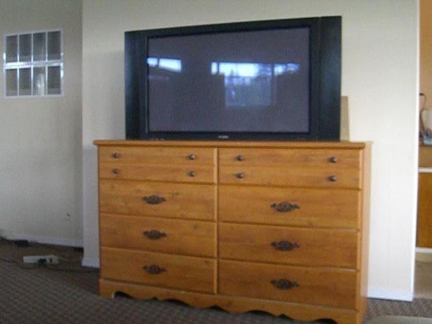 Dressoir Met Tv Lift.Home Automations Pop Up Tv Lift Kast In Minder Dan Drie Uur
