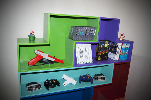 Lieblich Tetris Planken
