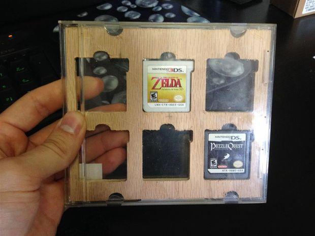 Cd On Nintendo 3ds Spel